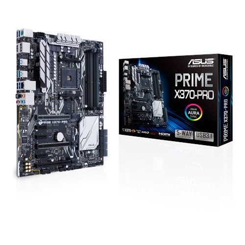 Placa de baza ASUS Prime X370 PRO socket AM4