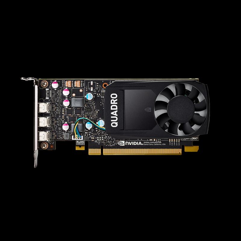 Placa Video PNY nVidia Quadro P400 DVI 2GB GDDR5 64 biti