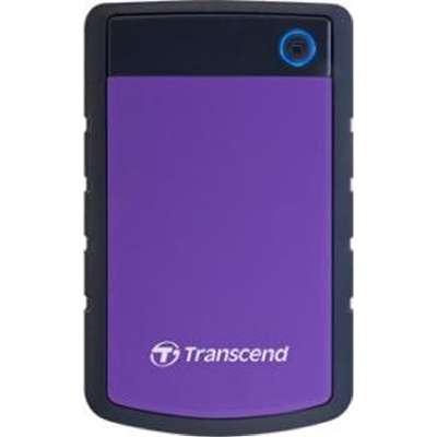 Hard Disk Extern Transcend StoreJet 25H3 3TB USB 3.0 Mov