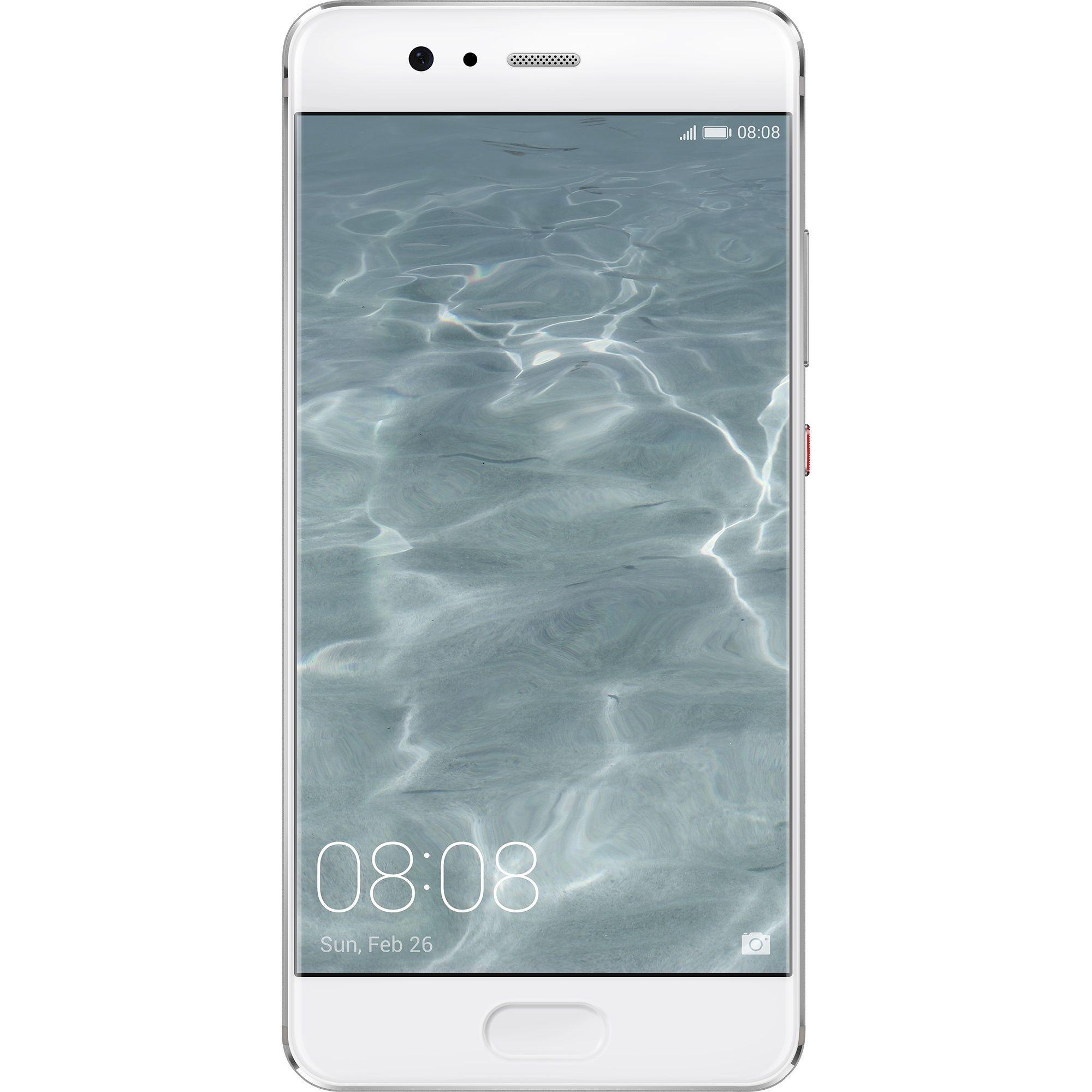 Telefon Mobil Huawei P10 Plus 128GB Flash 6GB RAM Dual SIM 4G Mystic Silver