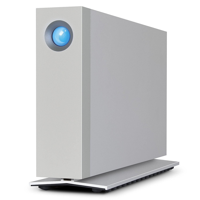 Hard Disk Extern LaCie d2 Thunderbolt 3 10TB USB 3.1