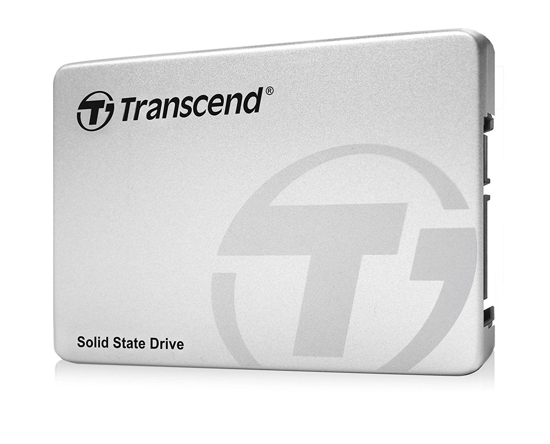 Hard Disk SSD Transcend SSD370 64GB 2.5 Aluminiu