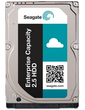 Hard-disk Server Seagate Enterprise Capacity 2TB 2.5 SAS 128MB cache