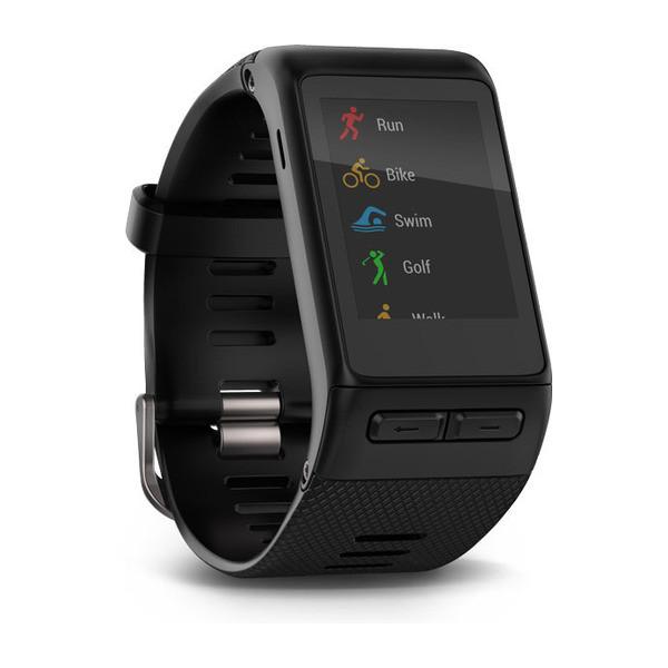 Smartwatch Garmin vivoactive HR XL Negru
