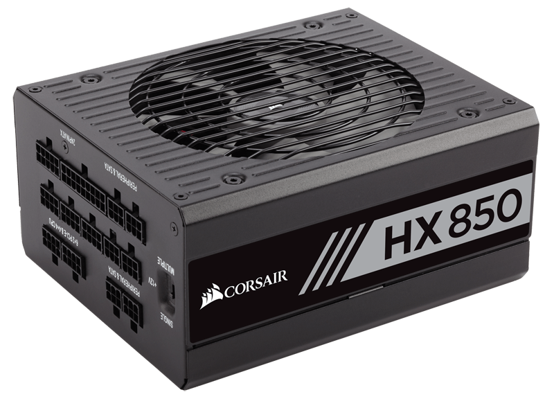 Sursa PC Corsair HX850 850W Modulara