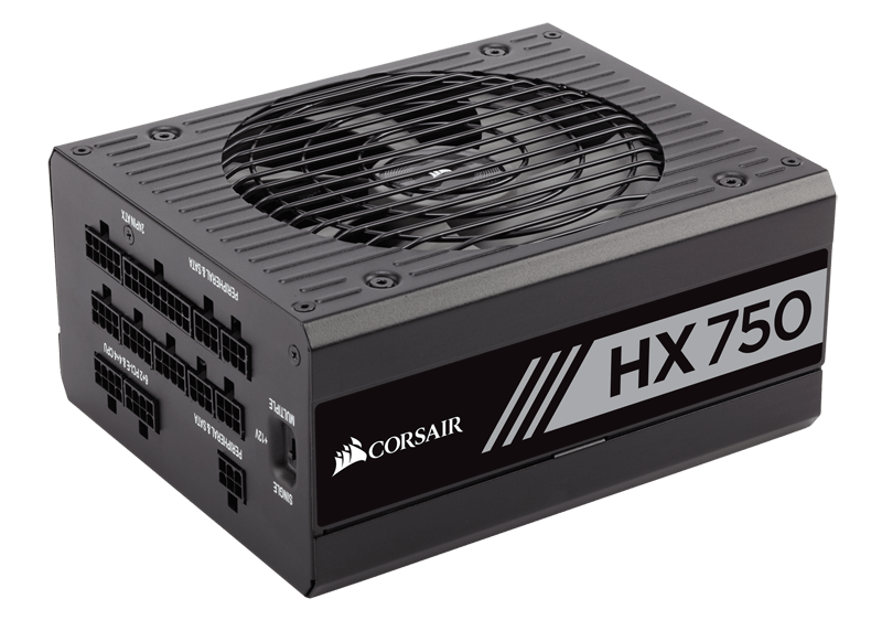 Sursa PC Corsair HX750 750W Modulara