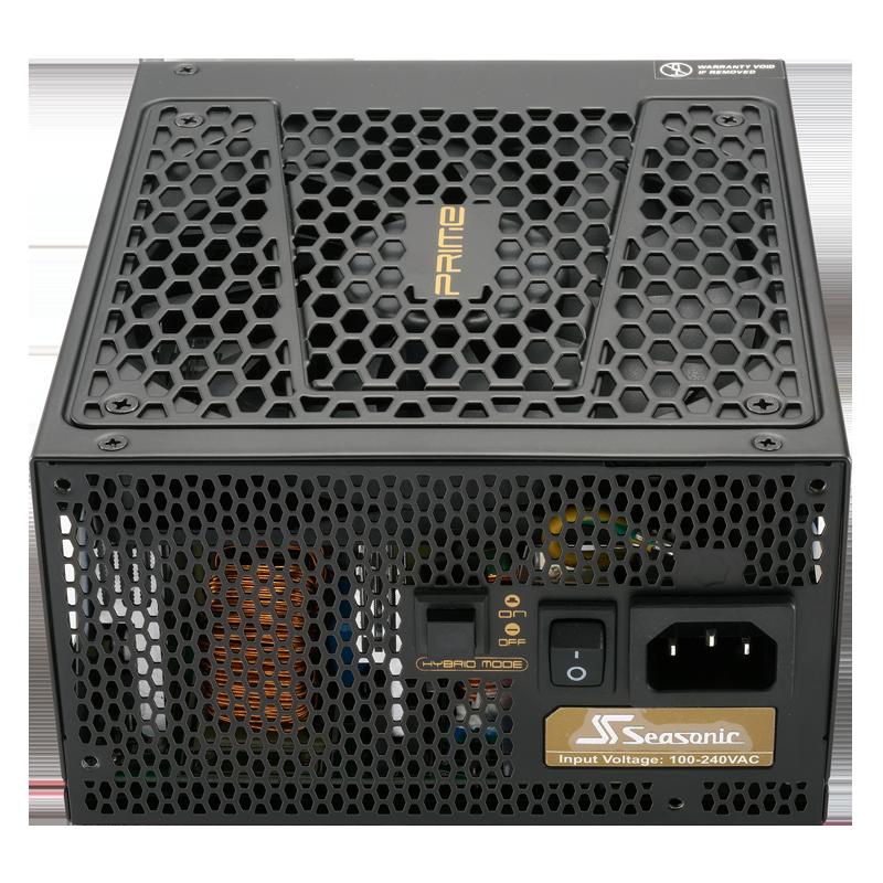 Sursa PC Seasonic Prime Gold 850 Modulara 850W