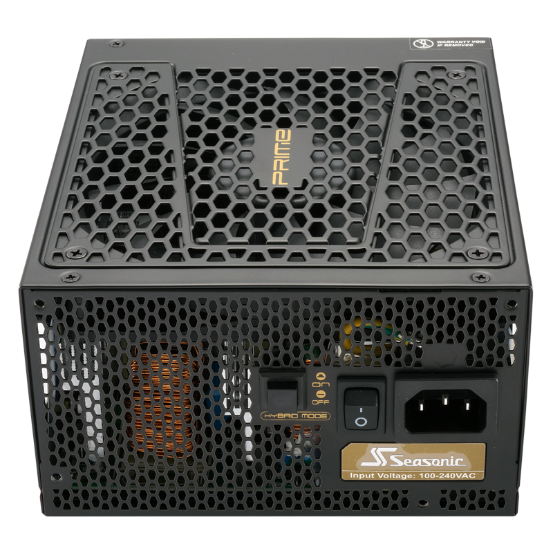 Sursa PC Seasonic Prime Gold 750 Modulara 750W
