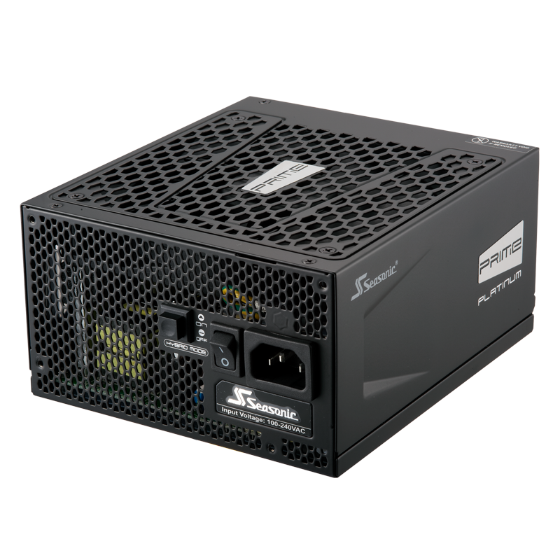 Sursa PC Seasonic Prime Platinum 750 Modulara 750W