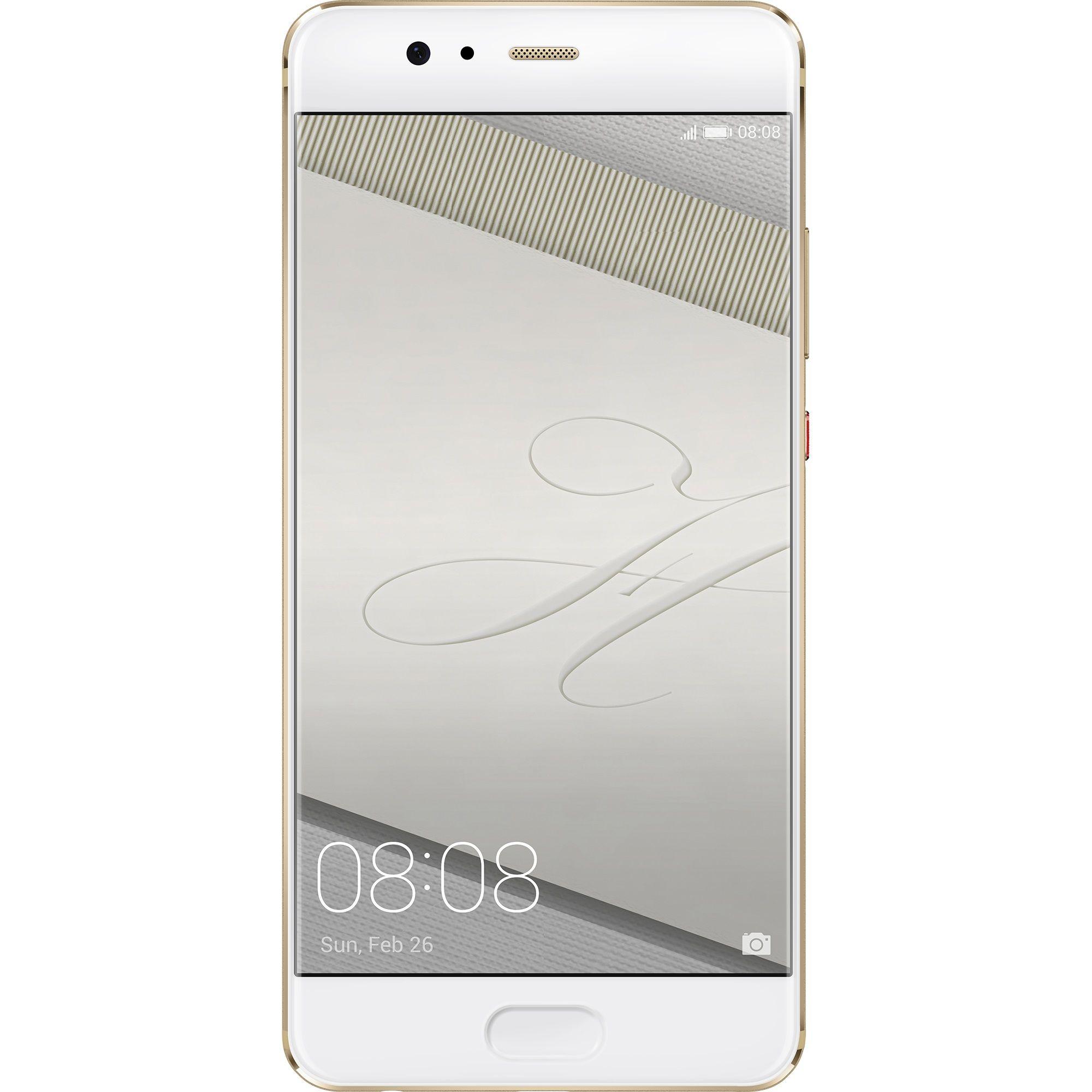 Telefon Mobil Huawei P10 Plus 128GB Flash 6GB RAM Dual SIM 4G Prestige Gold