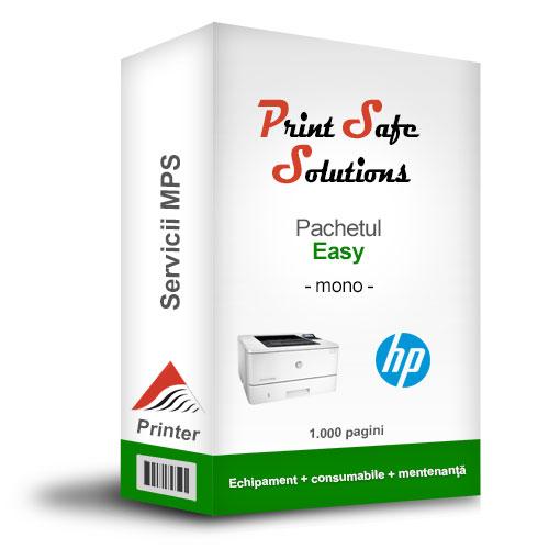 HP MPS Easy Mono printer