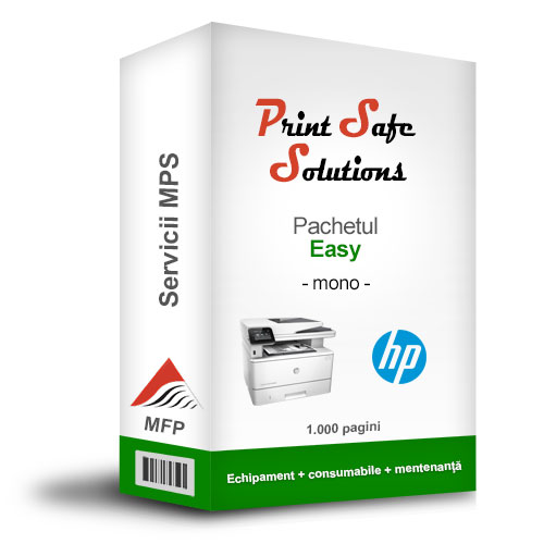 HP MPS Easy monocrom MFP