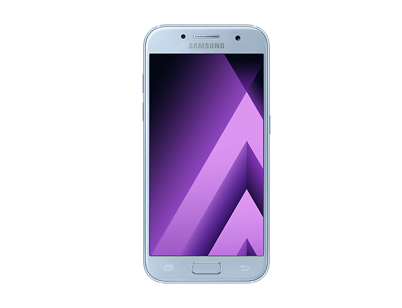 Telefon Mobil Samsung A320 Galaxy A3 (2017) 16GB Flash 2GB RAM Dual SIM 4G Blue Mist