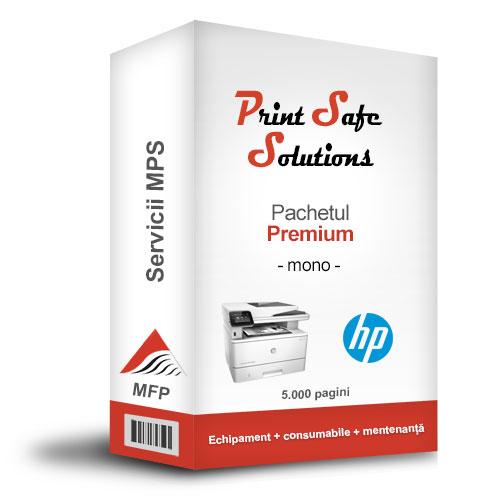 HP MPS Premium MFP A4 monocrom