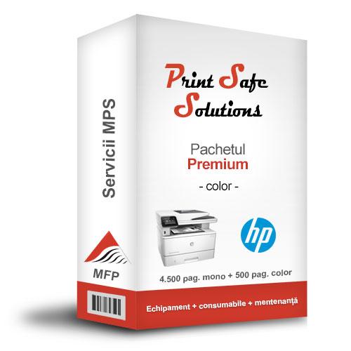 HP MPS Premium MFP color