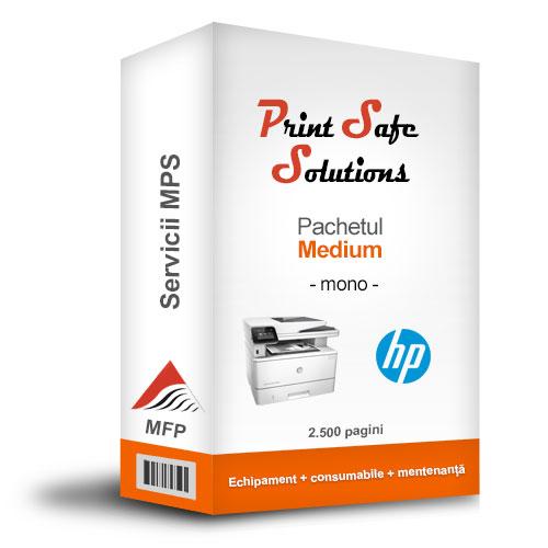 HP MPS Medium MFP A4 monocrom