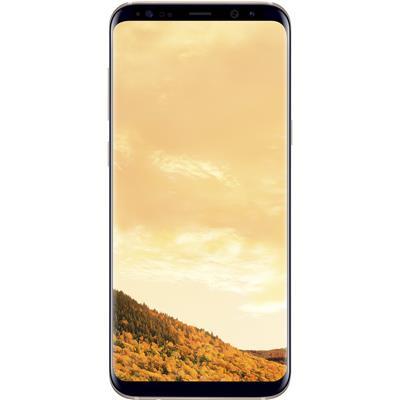 Telefon Mobil Samsung Galaxy S8 Plus G955 64GB Flash 4GB RAM Dual SIM 4G Maple Gold