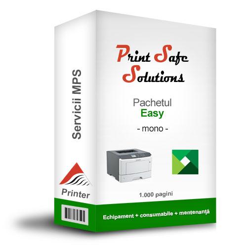 Lexmark Print Safe Solutions Easy monocrom printer