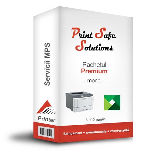 Print Safe Solutions Premium monocrom