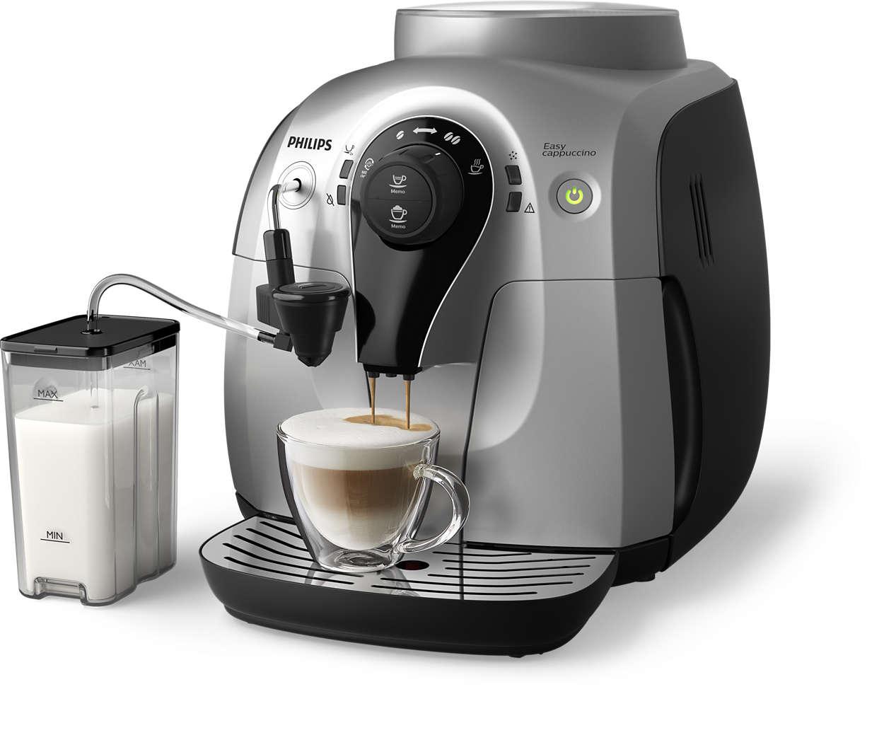 Espressor cafea Philips HD8652-59 1L Argintiu