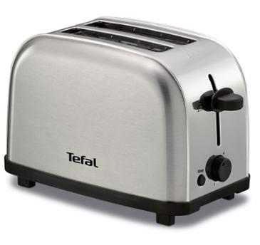 Prajitor de paine Tefal Ultra Mini TT330D 700W Argintiu