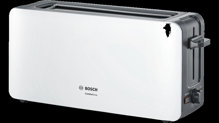 Prajitor de paine Bosch TAT6A001 1090W White