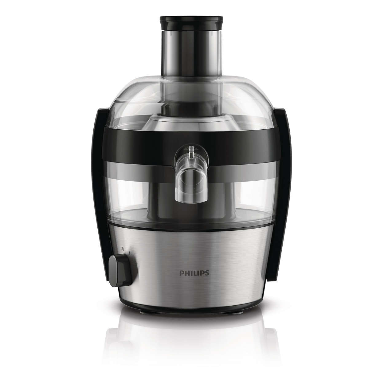 Storcator Philips Viva Collection HR1836/00 500W Gri