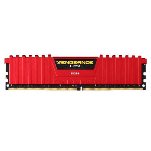 Memorie Desktop Corsair Vengeance LPX 4GB DDR4 2400MHz Red