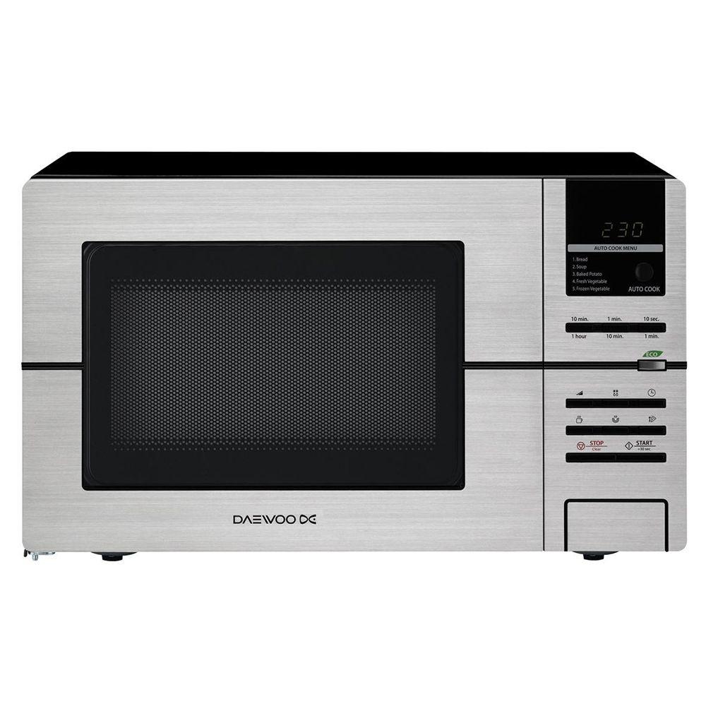 Cuptor cu microunde Daewoo KOR-6L5K 700W 20L Digital Argintiu
