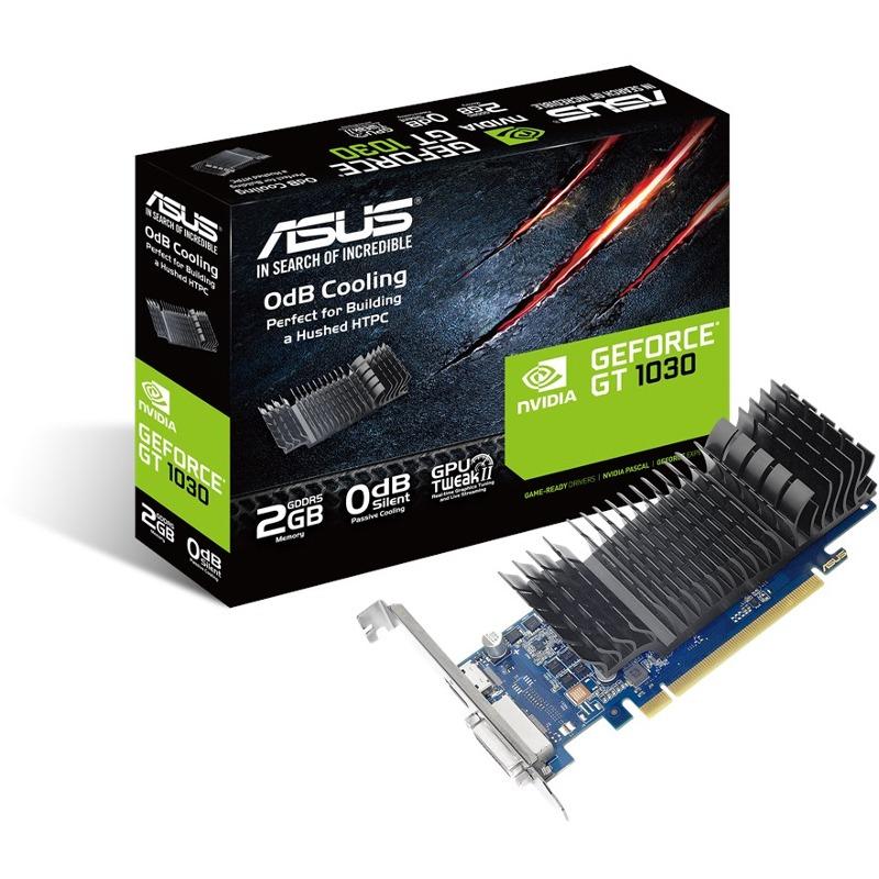 Placa Video ASUS GeForce GT 1030 SL BRK 2GB GDDR5 64 biti