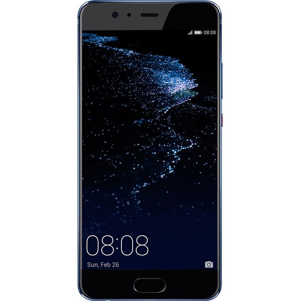 Telefon Mobil Huawei P10 Plus 128GB Flash 6GB RAM Dual SIM 4G Dazzling Blue
