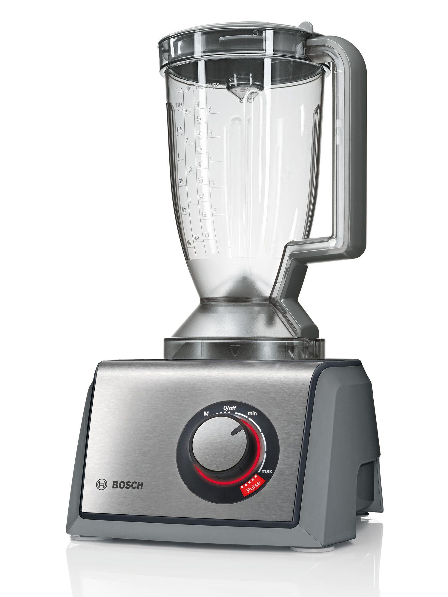 Robot de bucatarie Bosch MCM68861 1250W Argintiu