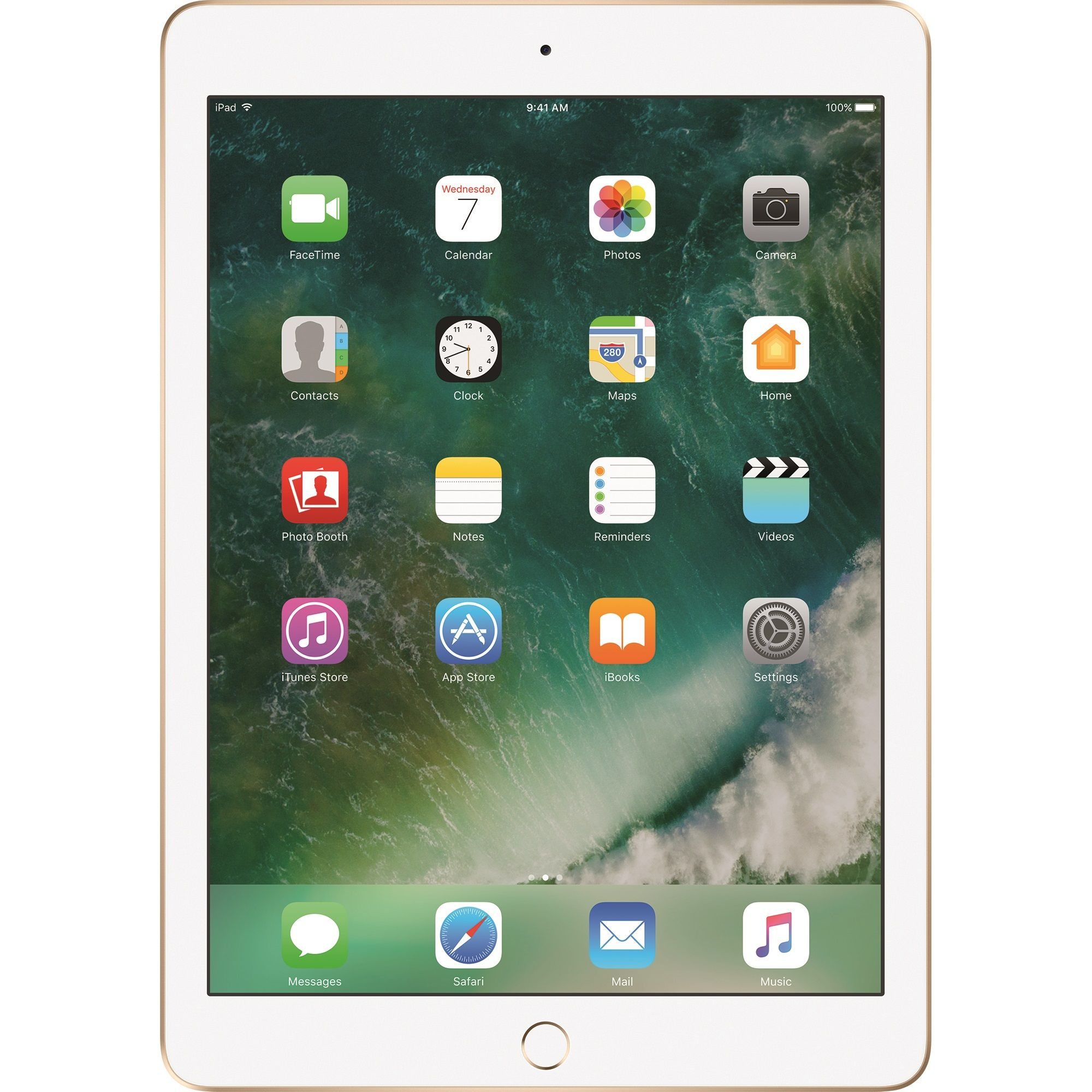 Tableta Apple iPad 2017 32GB WiFi + 4G Gold