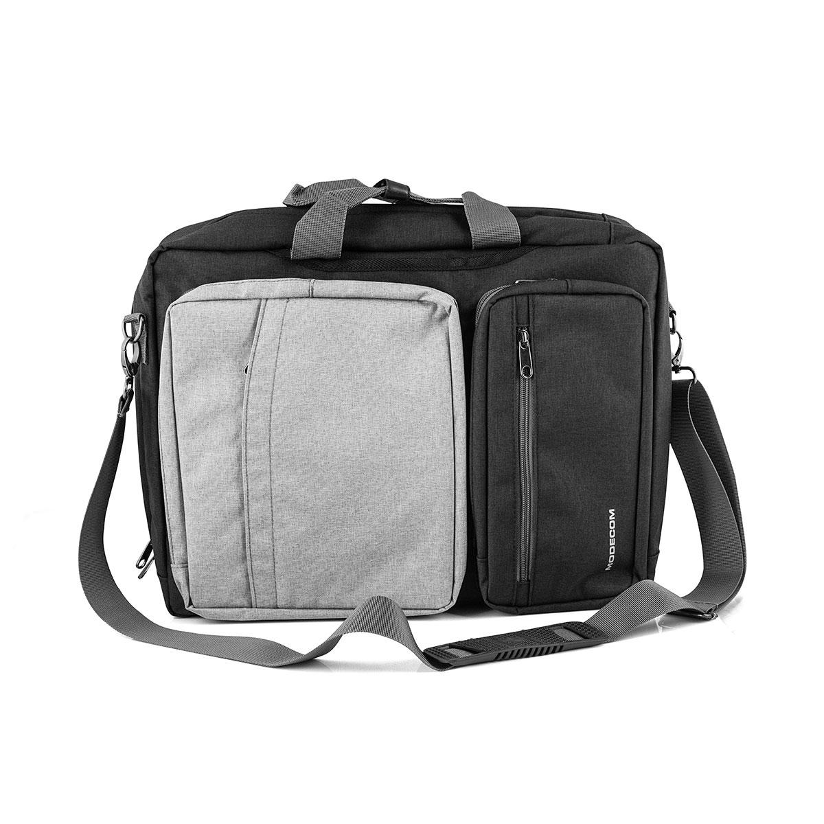 Geanta Laptop Modecom Reno 15.6 Gri
