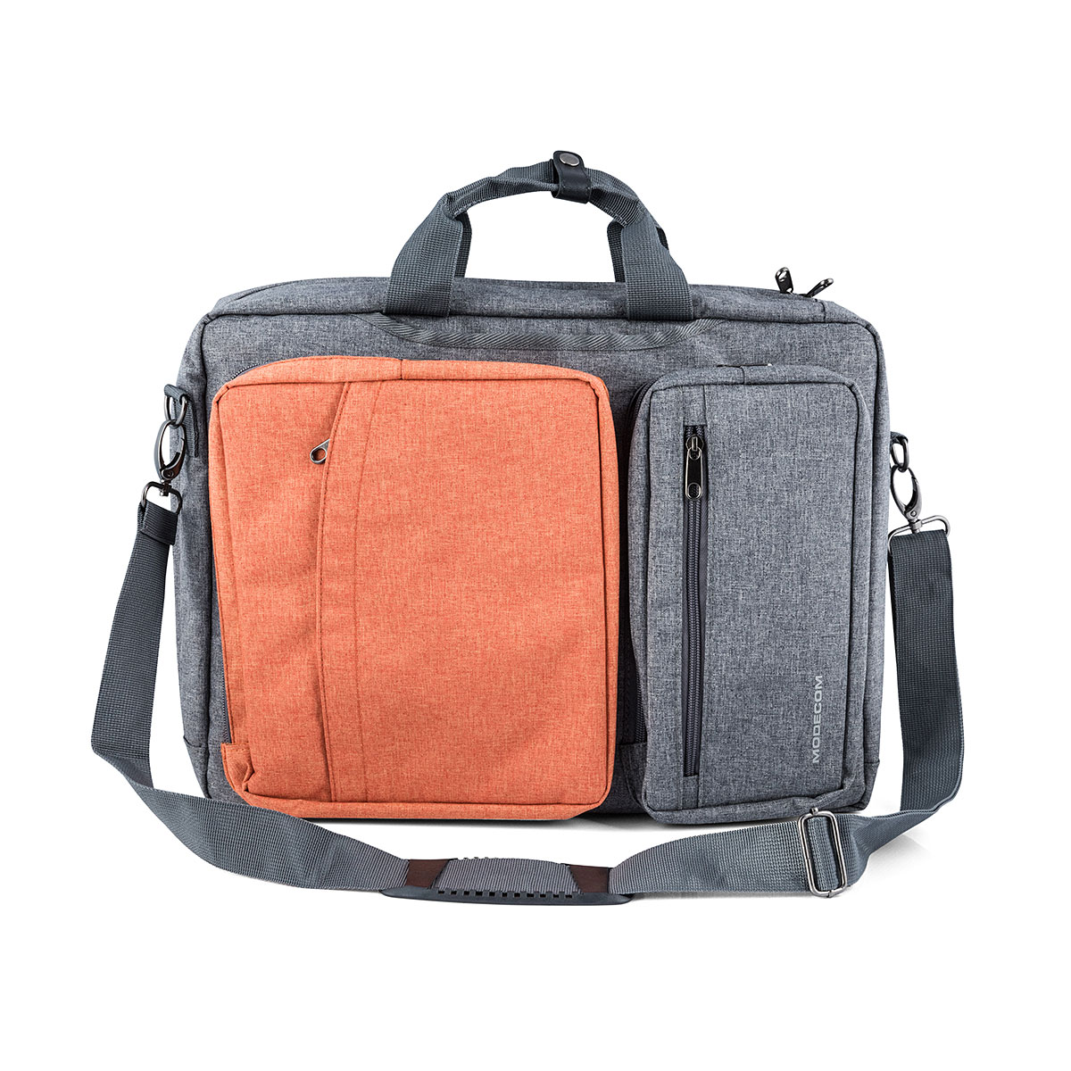 Geanta Laptop Modecom Reno 15.6 Portocaliu