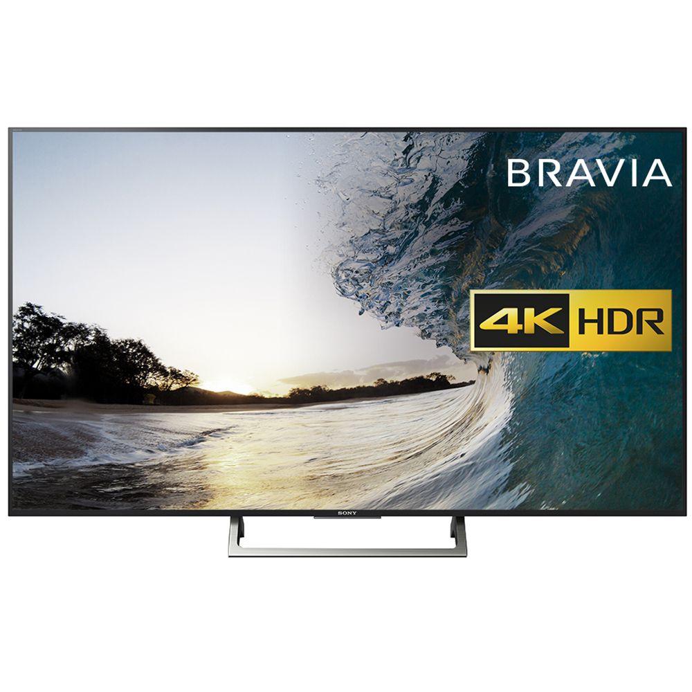 Televizor LED Sony Smart TV Android 75XE8596 190cm Ultra HD 4K HDR Negru