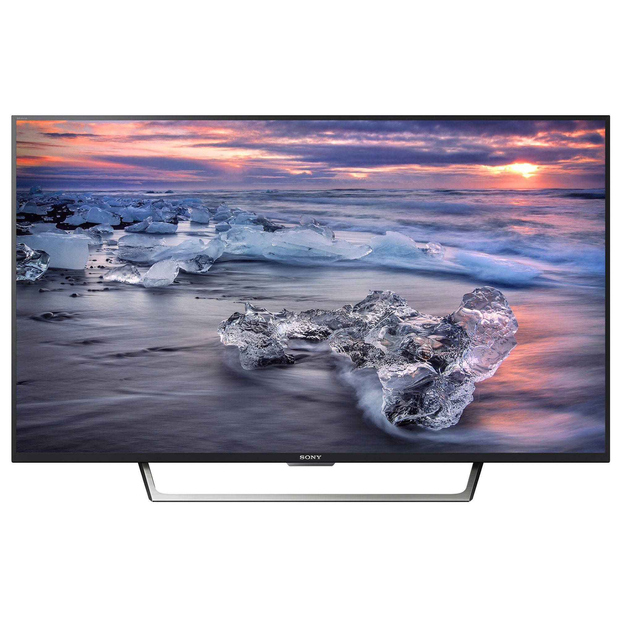 Televizor LED Sony Smart TV 43WE750 108cm Full HD Negru