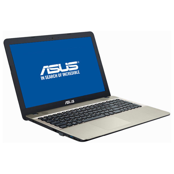 Notebook Asus A541NA 15.6 HD Intel Celeron N3350 RAM 4GB HDD 500GB Windows 10 Home Negru