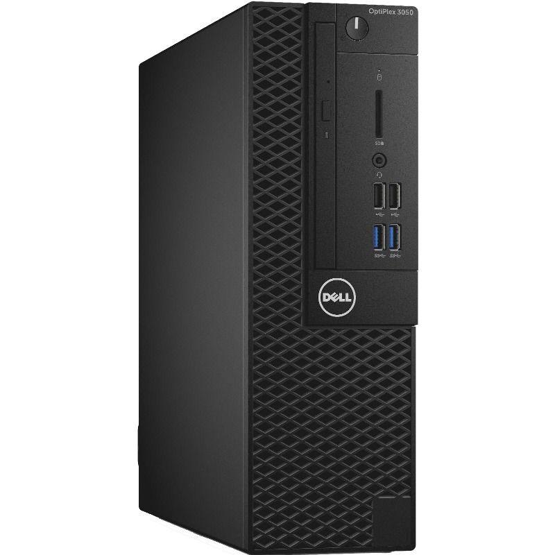 Sistem Brand Dell OptiPlex 3050 SFF Intel Core i5-7500 RAM 8GB SSD 256GB VGA port Linux
