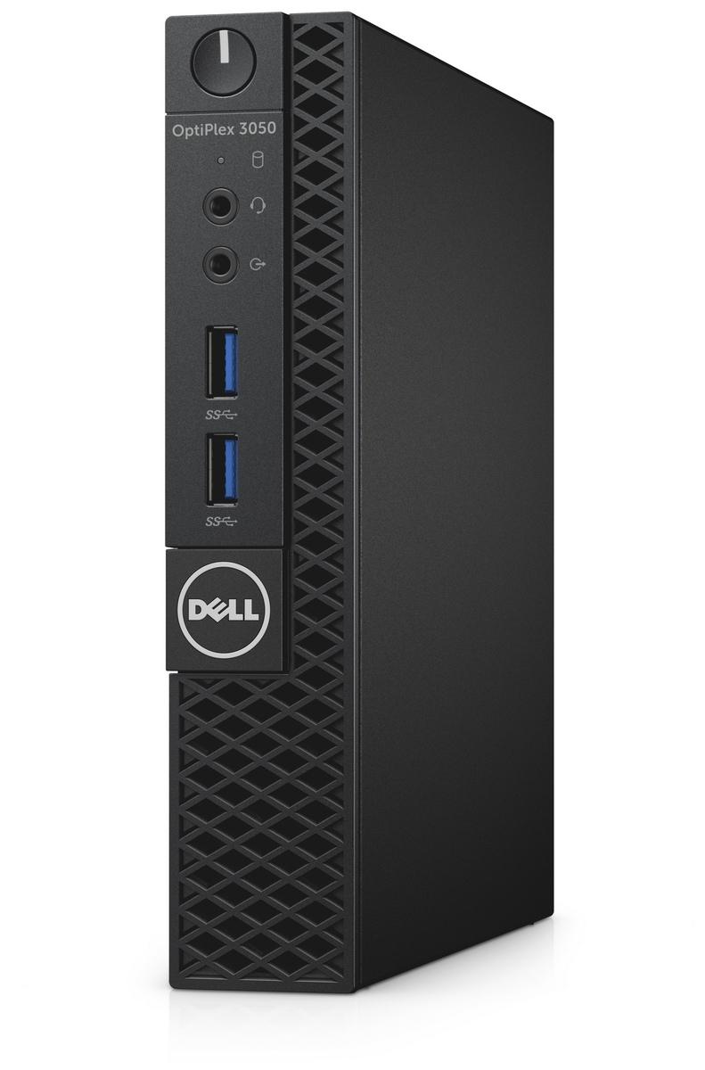 Sistem Brand Dell OptiPlex 3050 Micro Intel Core i3-7100T RAM 4GB HDD 500GB Linux