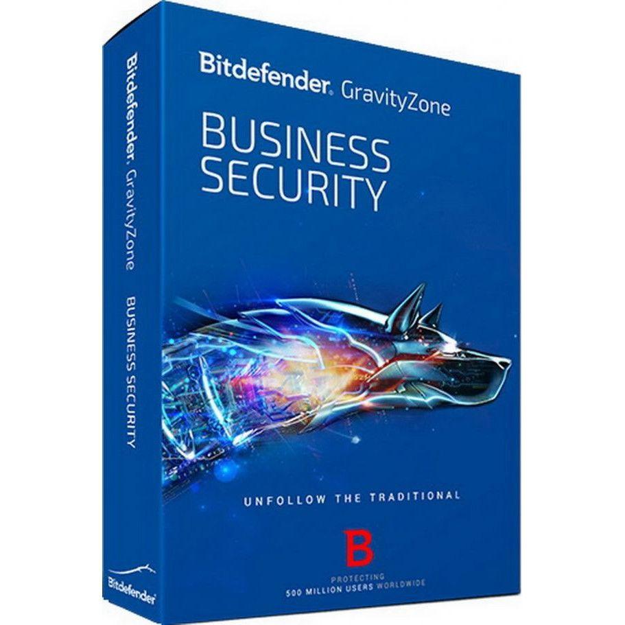 Bitdefender Gravity Zone Business Security Renew