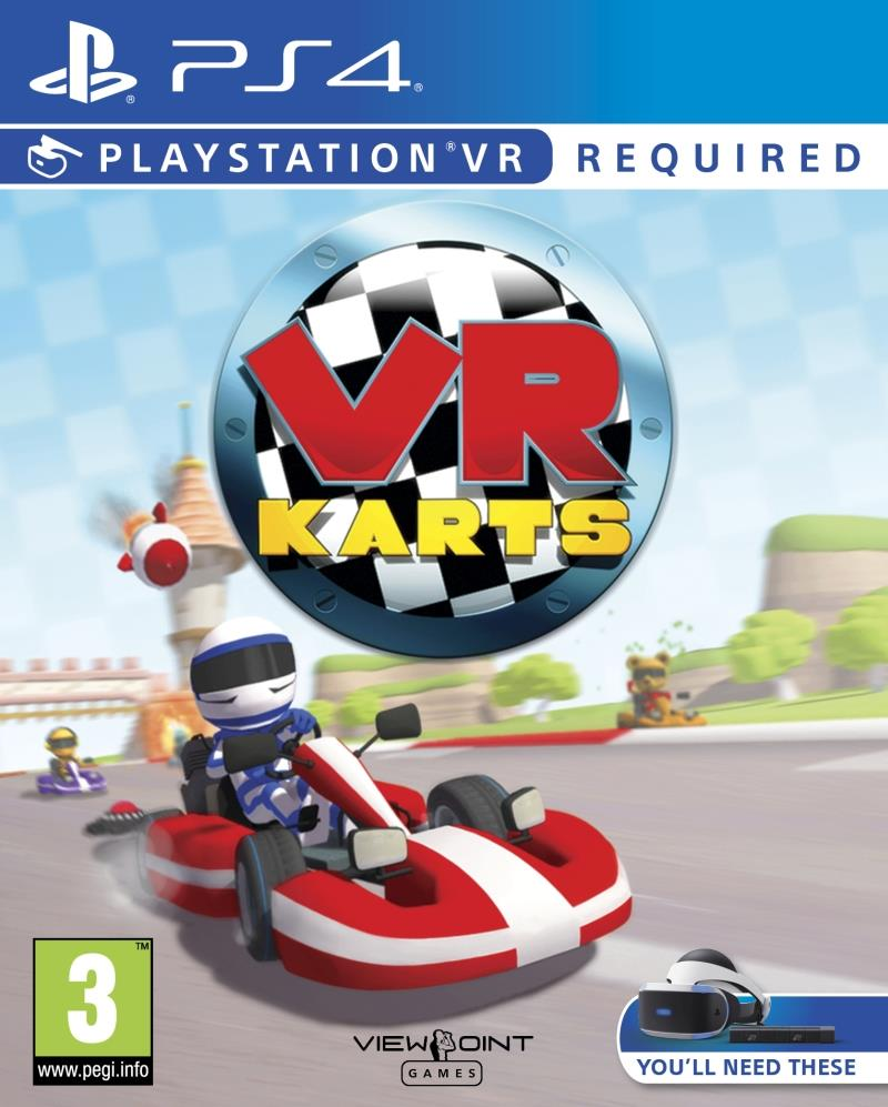 Vr Kart (VR) - PS4