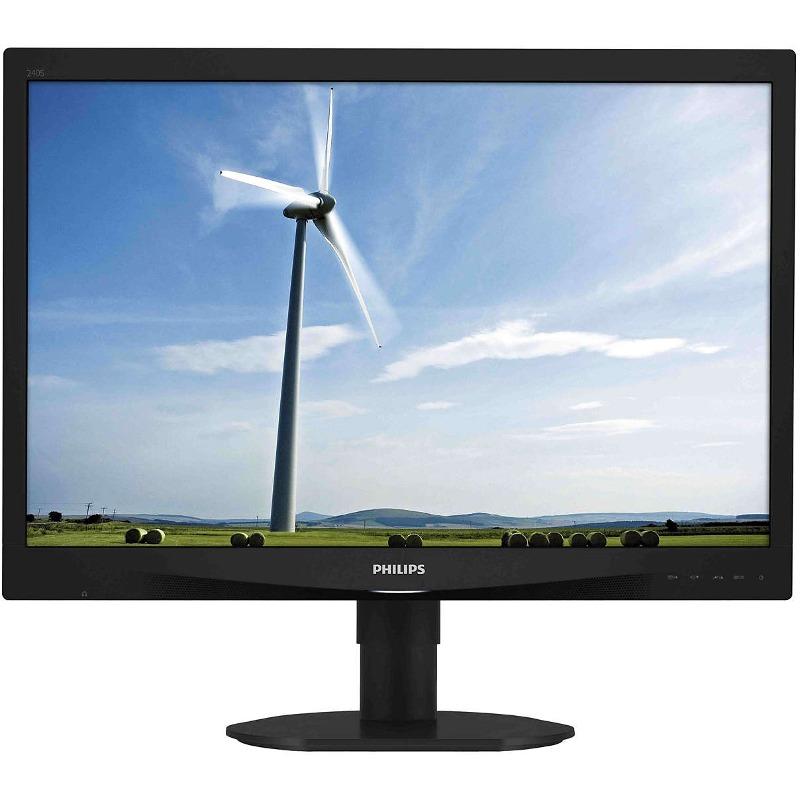 Monitor LED Philips 240S4QYMB 24 5ms Full HD Negru