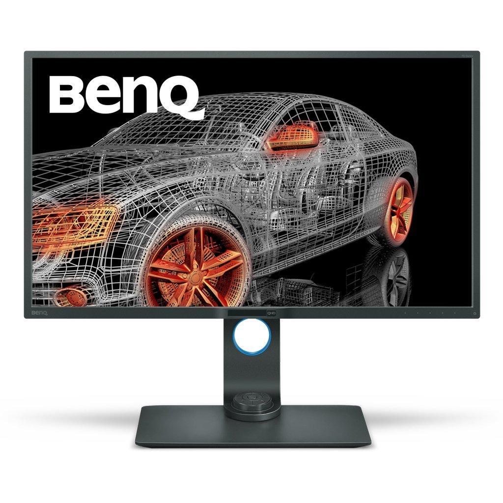 Monitor LED BenQ PD3200Q pentru designeri 32 2K 4ms Negru