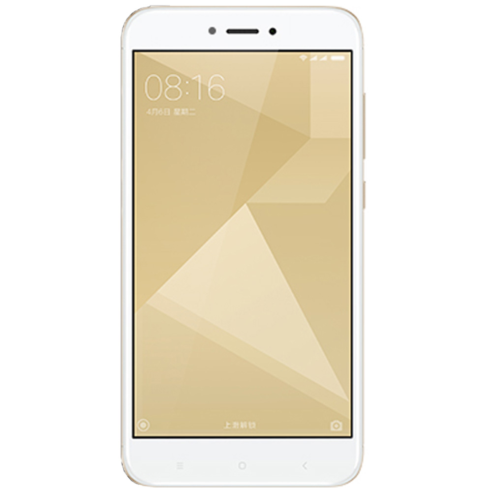 Telefon Mobil Xiaomi Redmi 4X 32GB Flash 3GB RAM Dual SIM 4G Gold