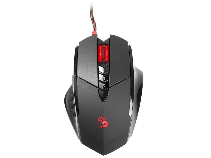 Mouse A4Tech Gaming V7M USB Black