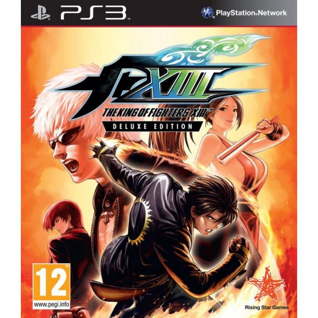 King of Fighters XIII Deluxe Edition PS3