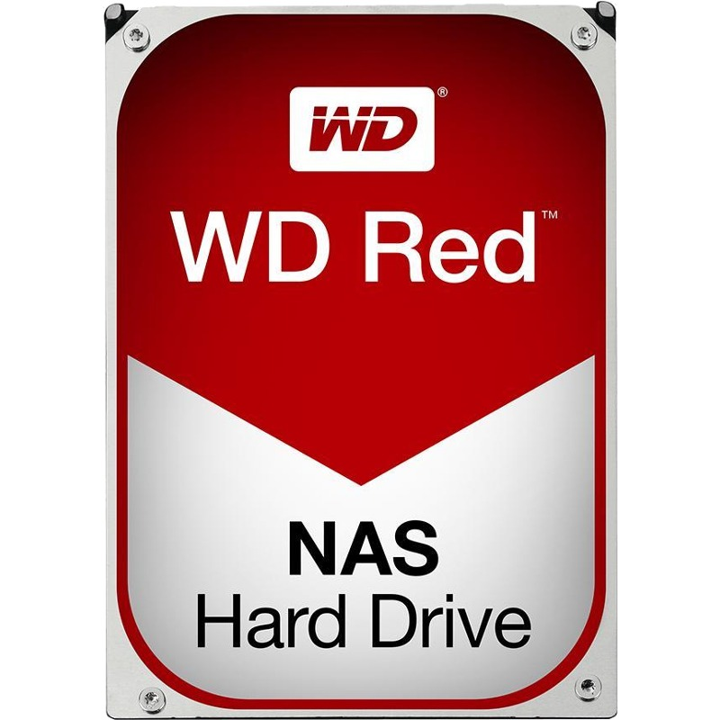 Hard Disk Desktop Western Digital WD Red 10TB 5400RPM 256MB SATA III