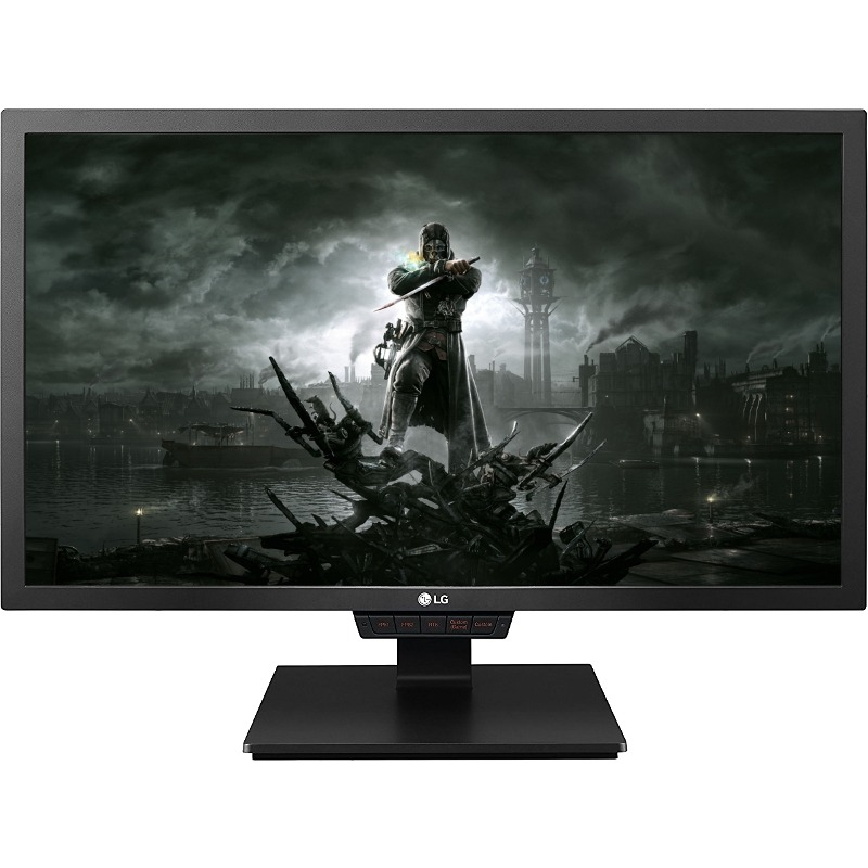 Monitor LED LG 24GM79G-B 24 1ms 16:9 Full HD Negru
