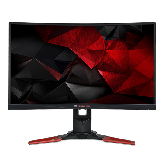 Monitor LED Acer Predator Z1 Z271BMIPHZX 27 4ms Full HD Negru